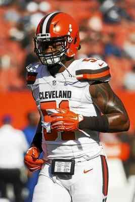 Jamie Collins (American football) Cleveland Browns make resigning linebacker Jamie Collins a priority