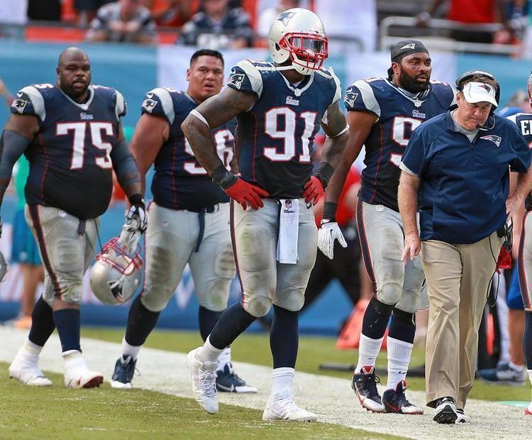 Jamie Collins (American football) Bill Belichick full of praise for linebacker Jamie Collins The