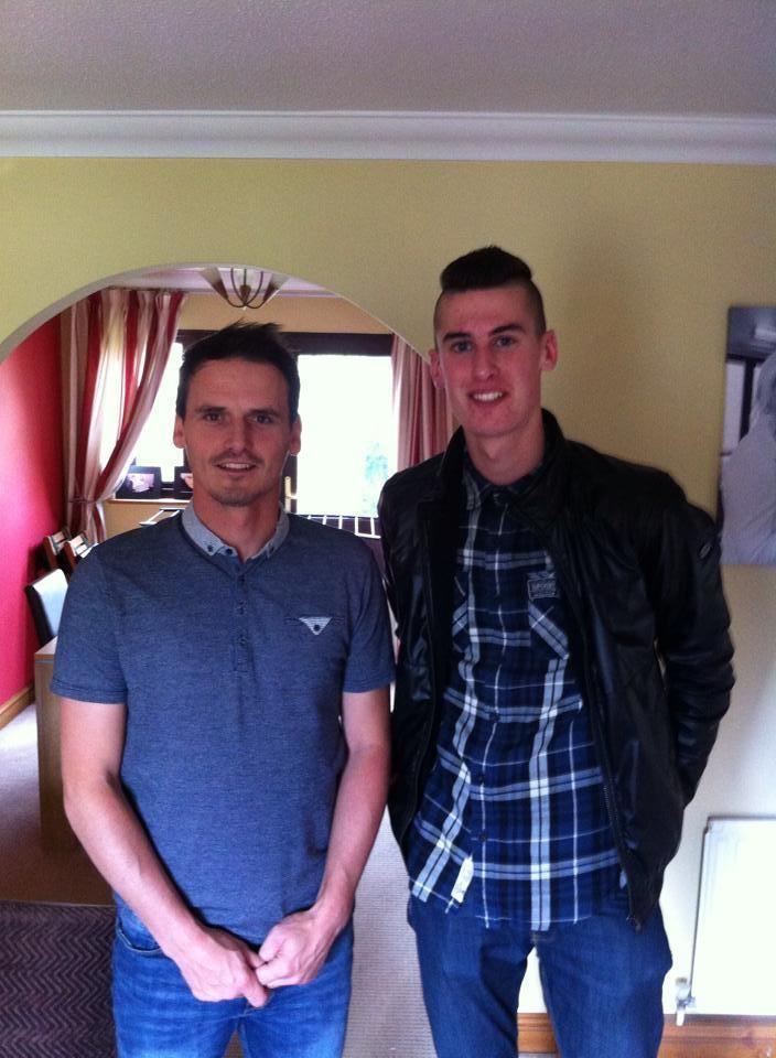 Jamie Cook (footballer) Jamie Cook Swapping Goals for 18 Holes DC SPORT