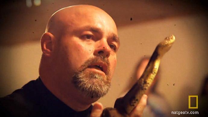 Jamie Coots Snakehandler priest dies from bite after refusing anti