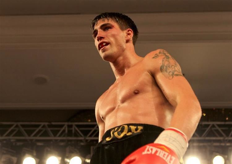 Jamie Cox Jamie Cox aiming for a hattrick of first round KOs