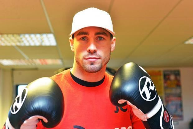 Jamie Cox Jamie is buoyed by title chance From Swindon Advertiser