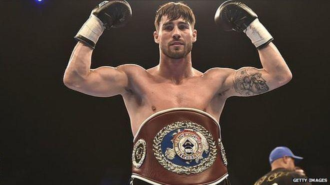 Jamie Cox Swindon boxer Jamie Cox in court on assault charge BBC News