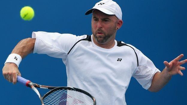 Jamie Delgado Australian Open Novak Djokovics downfall plotted by Jamie Delgado