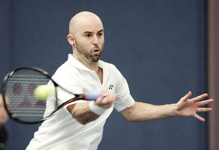 Jamie Delgado ATP Challenger Tour Aegon GB Pro Series Bath Jamie