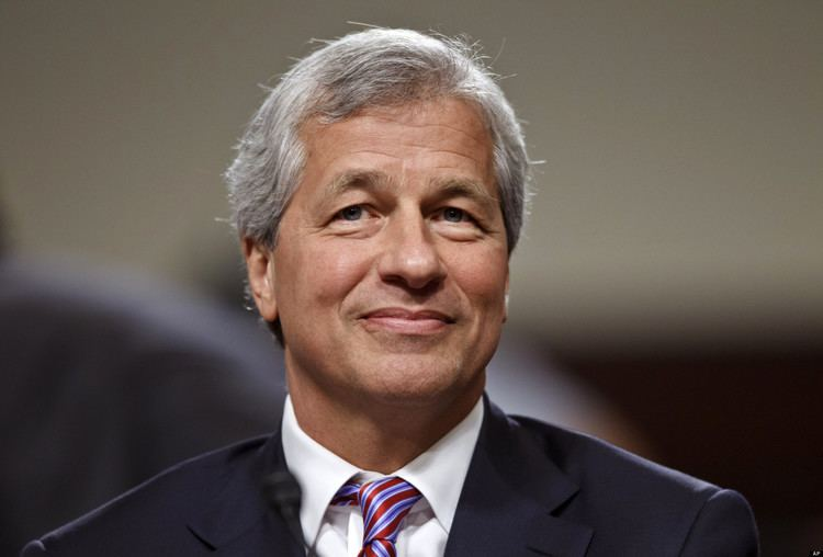 Jamie Dimon The Powerhouse of Finance Jamie Dimon President