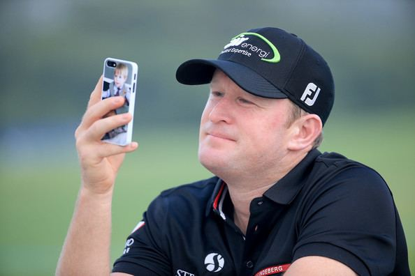 Jamie Donaldson TaylorMade Just Got Stonger Jamie Donaldson Signs With