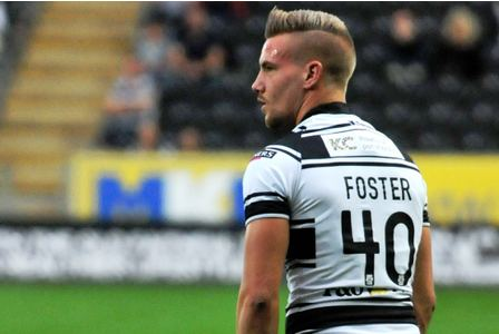 Jamie Foster Super League playoffs Foster knows Hull must step up in