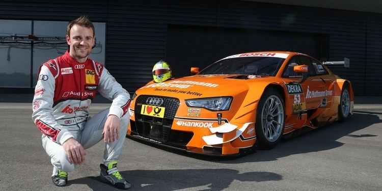 Jamie Green DTM Audi Sport Driver Focus Jamie Green Fourtitudecom