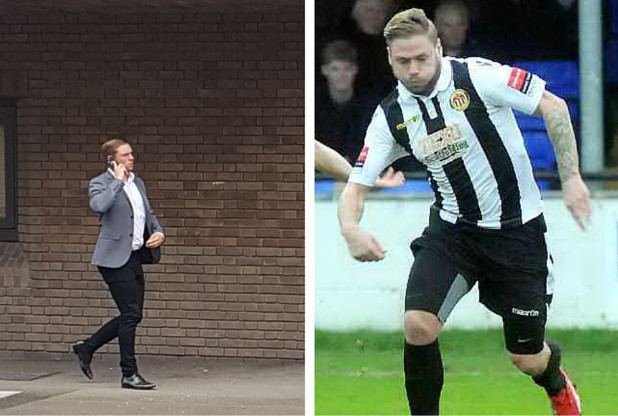 Jamie Guy Footballer Jamie Guy receives suspended prison sentence for