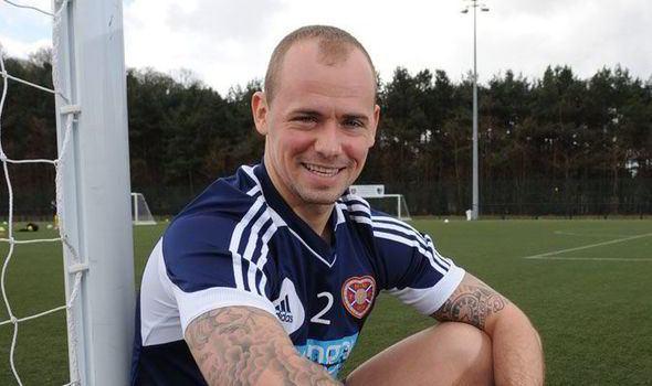 Jamie Hamill Hearts star Jamie Hamill branded a 39cheat39 Football