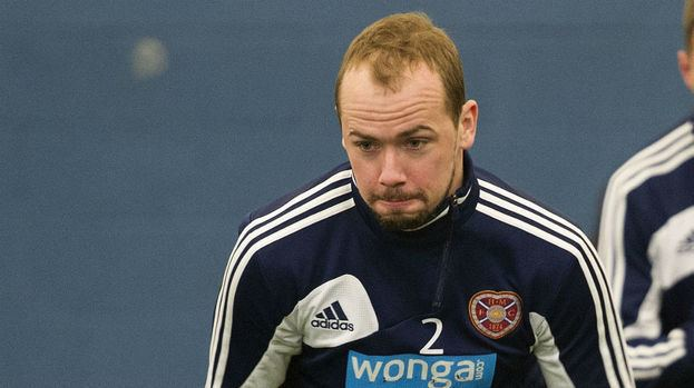 Jamie Hamill Jamie Hamill returns to Hearts squad for Aberdeen game