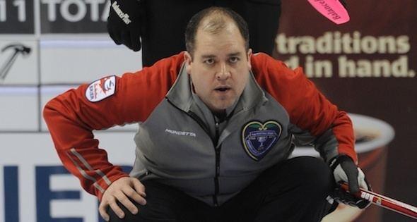 Jamie Koe A family affair for Koes in Kamloops Curling Canada
