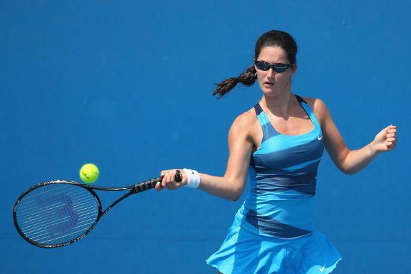 Jamie Loeb Caroline Wozniacki v Jamie Loeb US Open first round
