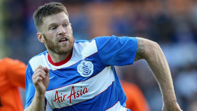 Jamie Mackie Jamie Mackie interview Back at QPR for the second time Mackie is a