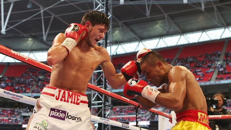 Jamie McDonnell Jamie McDonnell is only interested in big fights that will unify