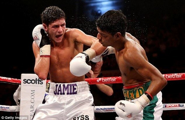 Jamie McDonnell Jamie McDonnell stripped of IBF bantamweight title for failing to