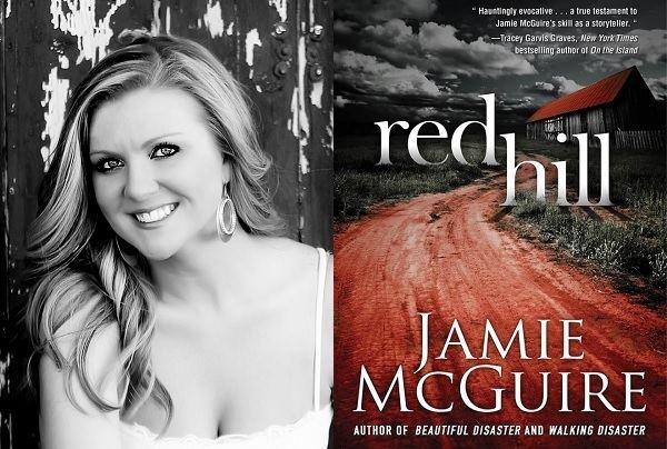 Jamie McGuire jamiemcguireredhilljpg