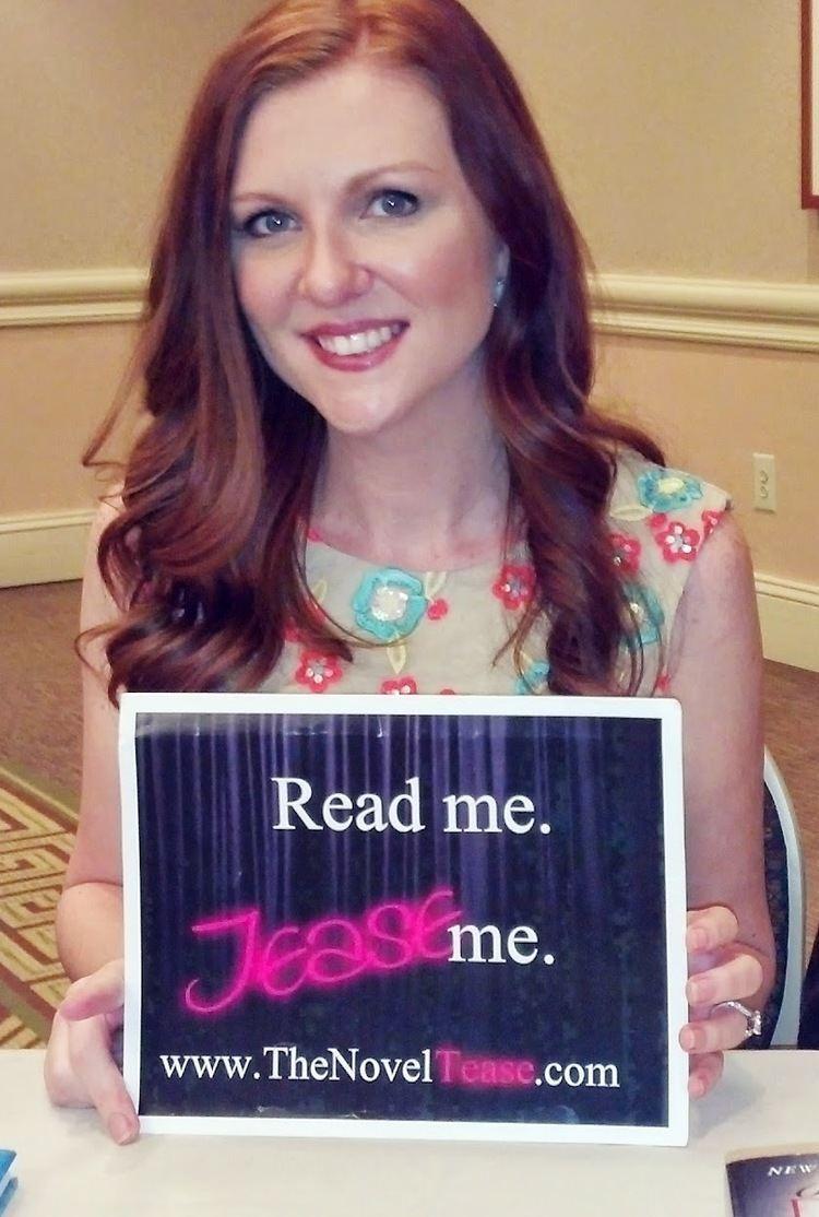 Jamie McGuire (author) DC Author Event Spotlight Jamie McGuire The Novel Tease