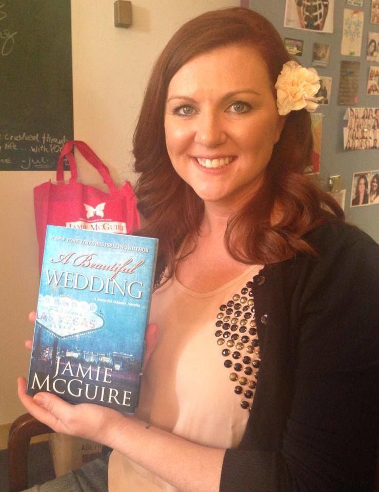 Jamie McGuire The secret39s out Last week Jamie McGuire Simon
