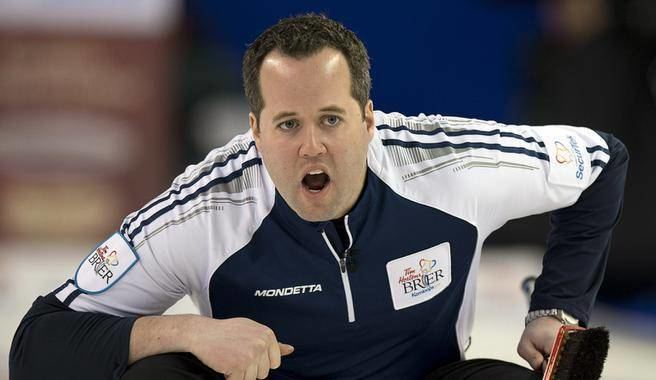 Jamie Murphy (curler) Jamie Murphy wins right to defend NS curling crown The Chronicle