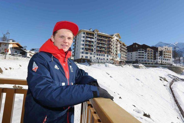 Jamie Nicholls (snowboarder) Olympic snowboard slopestyle finalist Jamie Nicholls honed
