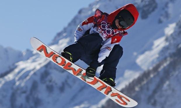 Jamie Nicholls (snowboarder) Sochi 2014 Jamie Nicholls misses out on snowboard medal