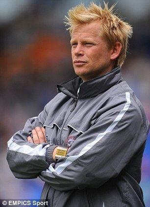 Jamie Pitman Jamie Pitman sacked by Hereford and replaced by Richard OKelly