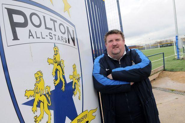 Jamie Pollock ExManchester City hero Jamie Pollock unveils 15m