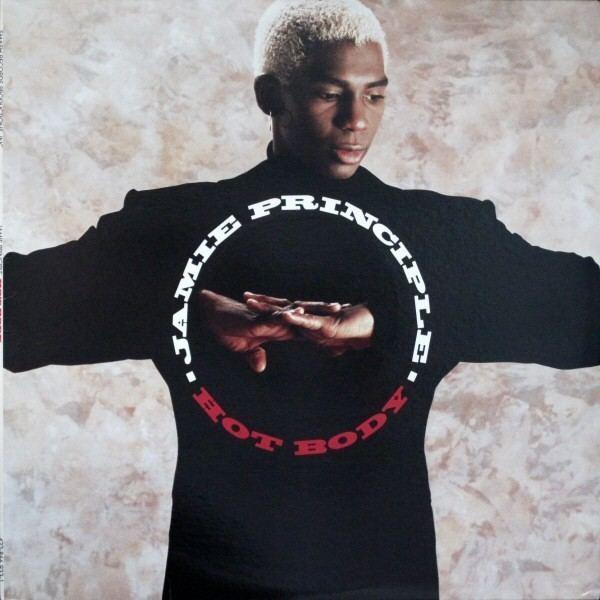 Jamie Principle Jamie Principle Hot Body Records LPs Vinyl and CDs