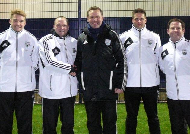 Jamie Shore Jamie Shore in partnership with WBA Football news in Somerset