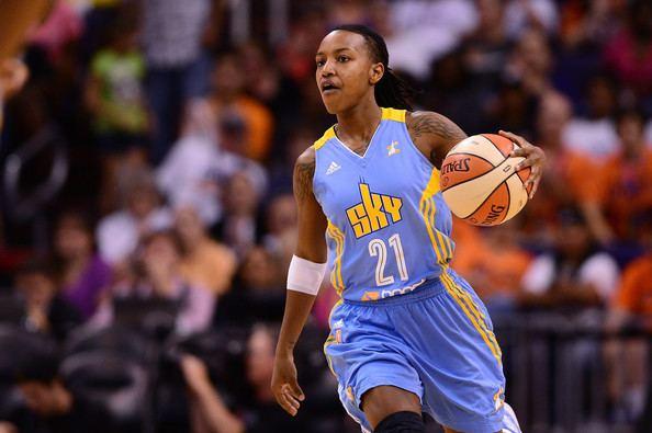 Jamierra Faulkner Jamierra Faulkner Pictures 2014 WNBA Finals Game One