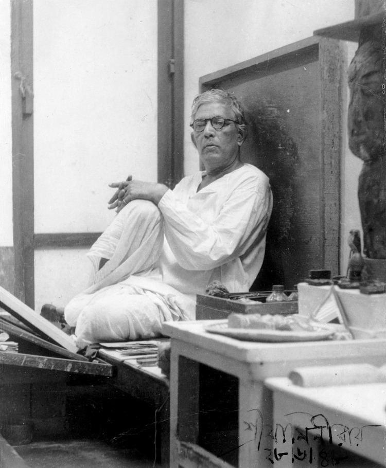 Jamini Roy Painter Jamini Roy