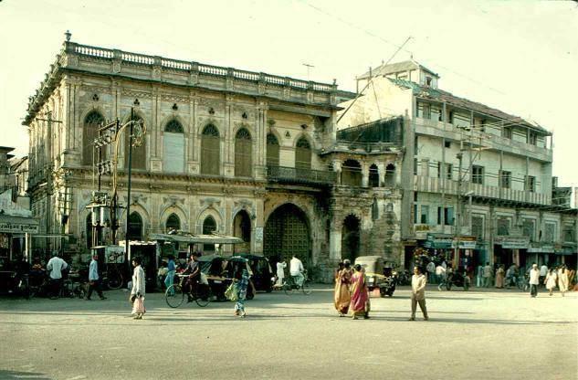 Jamnagar in the past, History of Jamnagar
