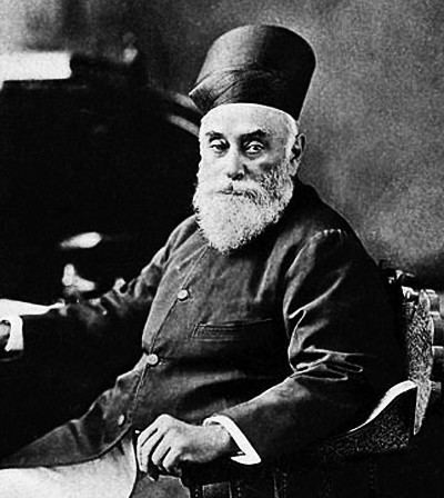 Jamsetji Tata Shri Jamsetji Nusserwanji Tata Photos Videos and Biography