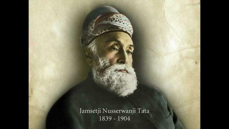 Jamsetji Tata Remembering Jamsetji YouTube