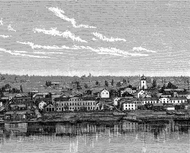 Jamtland in the past, History of Jamtland