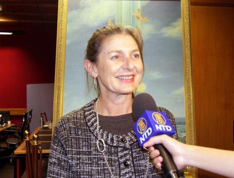 Jan Barham Australia Truthfulness Compassion Forbearance