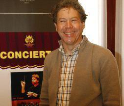 Jan Cober El holands Jan Cober dirigir hoy a la Banda Municipal en el