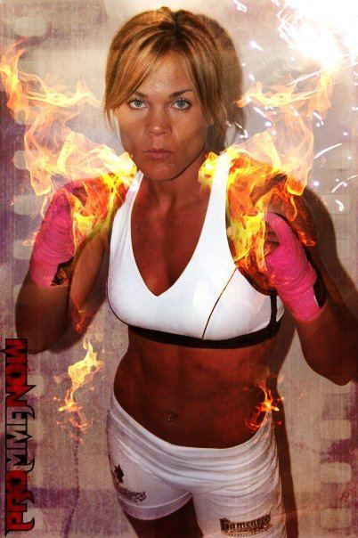 Jan Finney Jan Finney is looking to shock the world against Cyborg