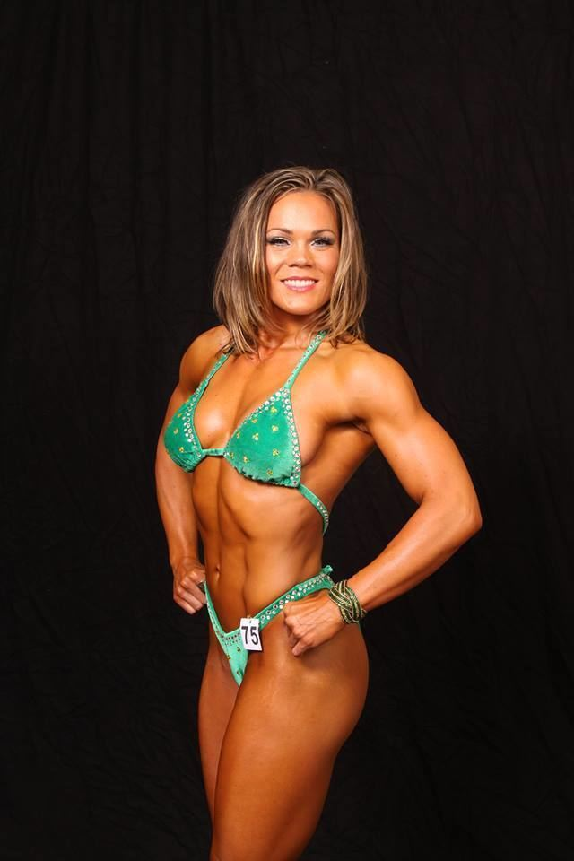 Jan Finney So has Jan Finney become a bodybuilder