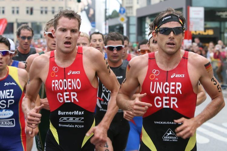 Jan Frodeno Jan Frodenos 10 tips for stepping up to iron distance triathlon