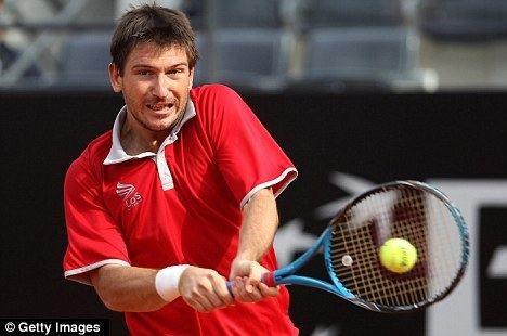 Jan Hajek (scientist) WIMBLEDON 2010 Andy Murray makes bow against world No 90 Jan Hajek