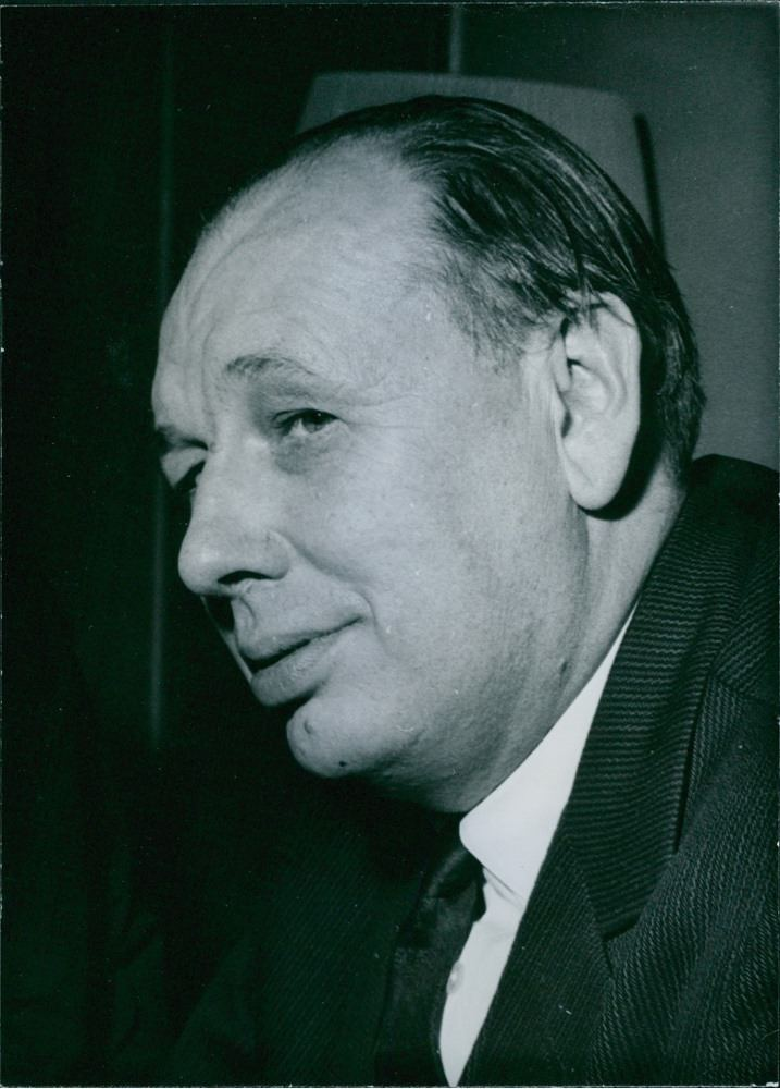 Jan Rybkowski Close up of Polish film director Jan Rybkowski IMS Vintage Photos
