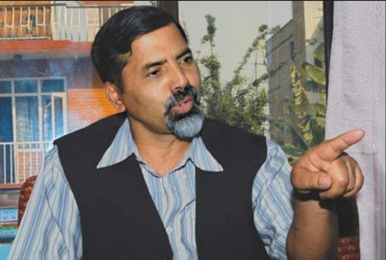 Janardhan Sharma Janardan Sharma resigns from Chairman of the Public Account