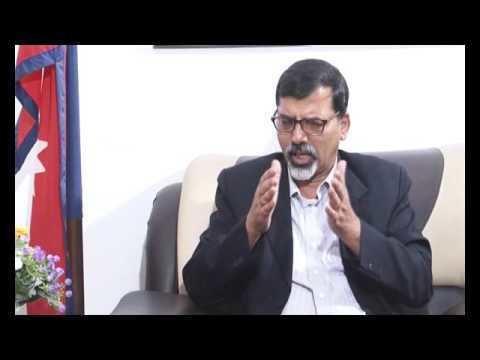 Janardhan Sharma Janardan Sharmapolitical video interview production in Nepal YouTube