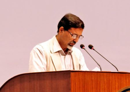 Janardhan Sharma Minister for Energy Janardan Sharma The Himalayan Times