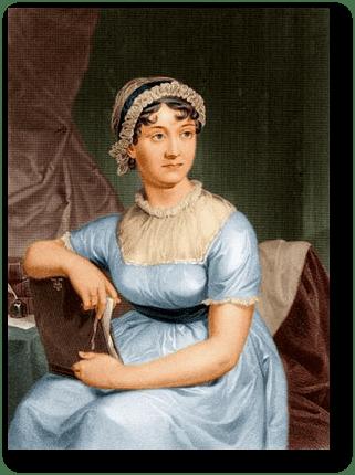 Jane Austen Jane Austen Biography List of Works Study Guides