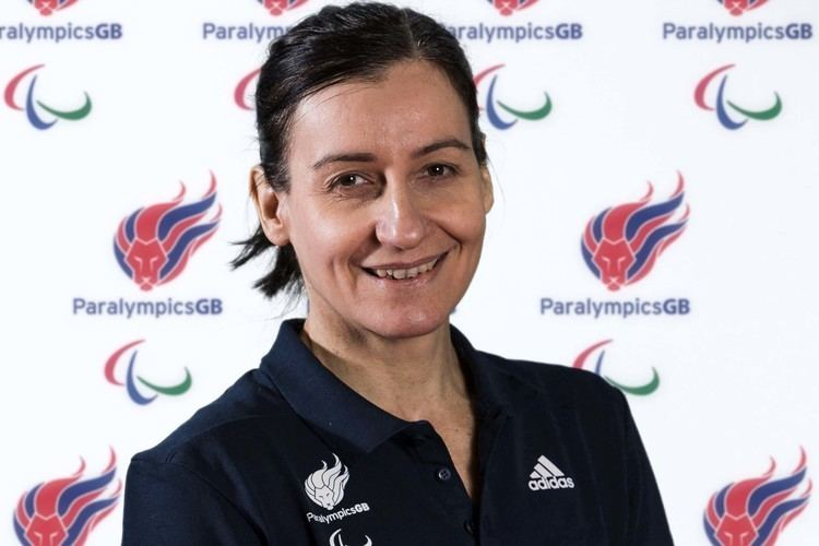 Jane Campbell (table tennis) Jane Campbell Rio 2016