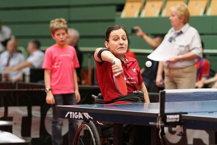 Jane Campbell (table tennis) Jane Campbell table tennis Wikipedia